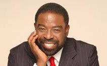 """Les Brown, """"Mamie Brown's Baby Boy"""" shares his signature statements often"""